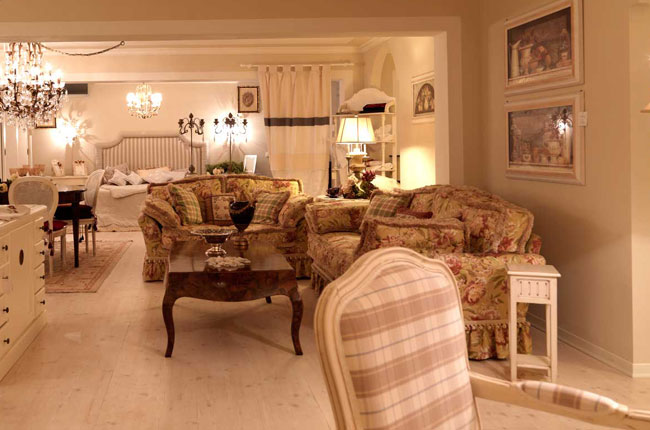 Arredamento classico with mobili stile toscano - Mobili stile toscano ...